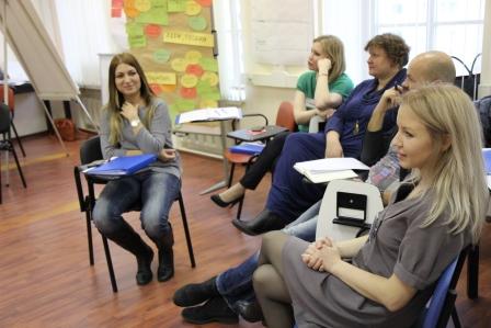 тренинг для бизнес тренеров в BuroAkzent
