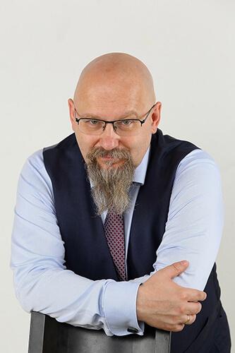 фото Григория Крамского, психолога, коуча топ-менеджеров