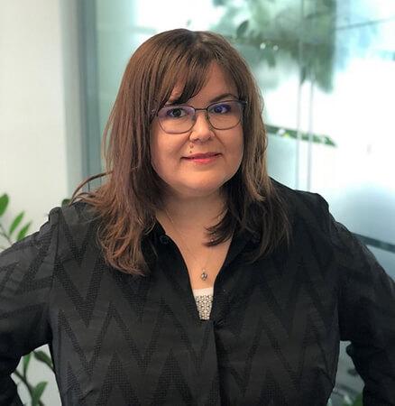 фото Натальи Володиной, эксперта в области HR и развития организаций