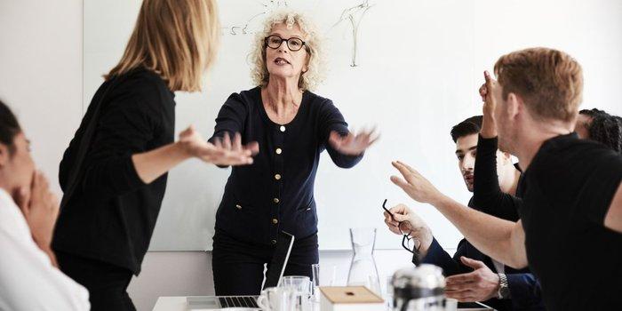 Как управлять конфликтами и эмоциями - приходите на тренинг BuroAkzent