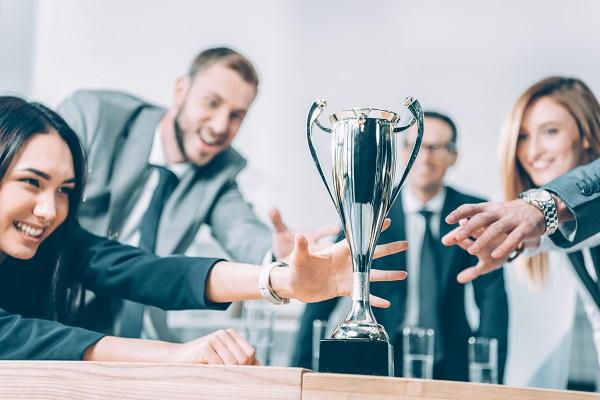 Фото конкурса бизнес тренеров